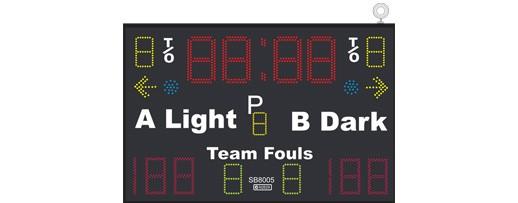 Basketball Scoreboard Model - SB8005