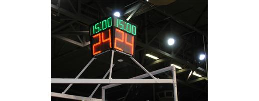 Shot Clocks Model-SC-360-TD 4 sided